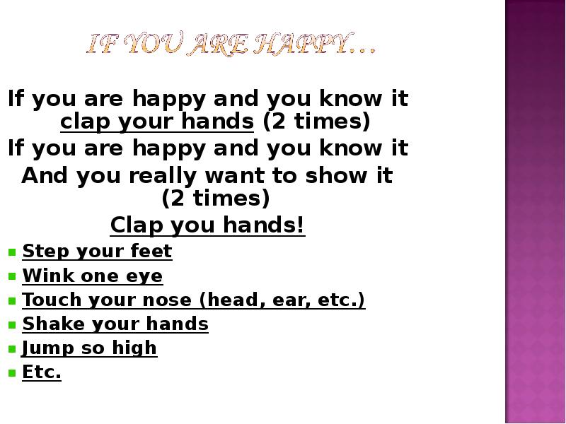if your happy and you know clap your hands - 800×600