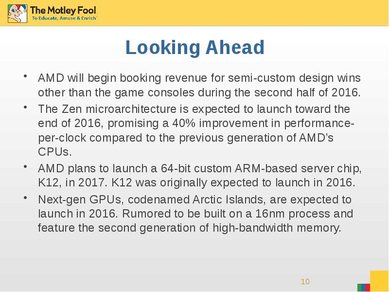 an analysis of the topic of the advanced micro devices Fundamental analysis on advanced micro devices inc key ratios, comparisons to semiconductors industry, technology sector, s&p 500 - csimarket.