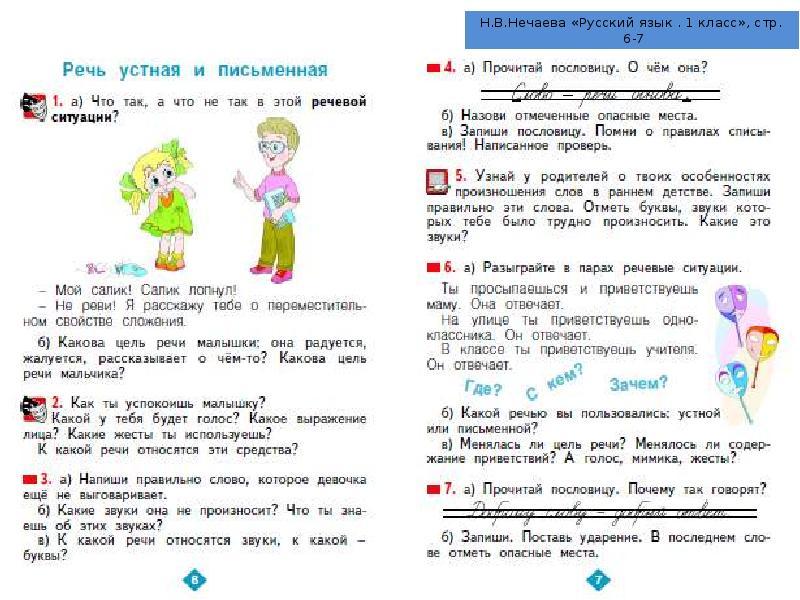 Готовые Домашние Задания 2 Класс Русский Язык Нечаевой