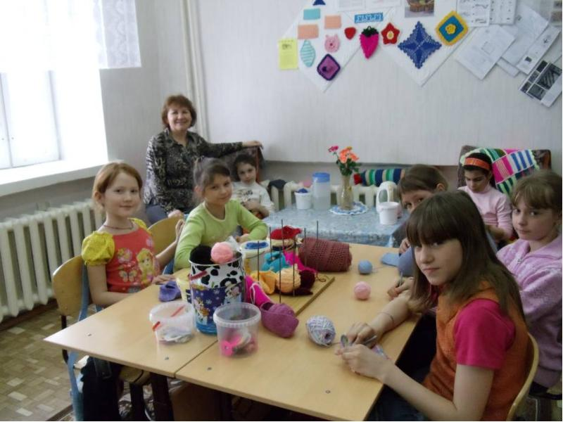 Дополнительное образование детей по вязанию 415