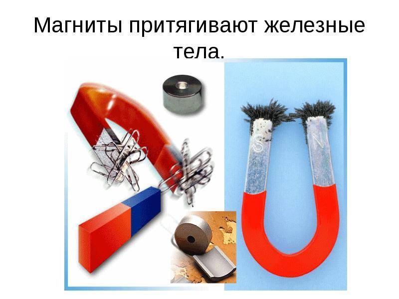 новинки можно картинка магнит притягивает только металлические предметы мусора это