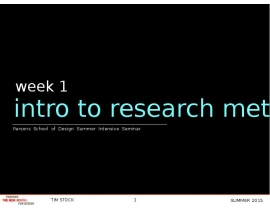 intro to research Title: introduction to research: scientific method, identifying hypotheses author: thomas j songer description: intro to epidemiology, lecture 1.