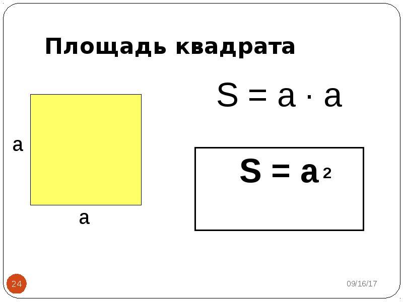 отличие площадь квадрата картинки для вырывается
