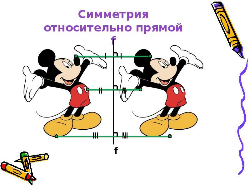 Картинки с параллельным переносом и поворотом