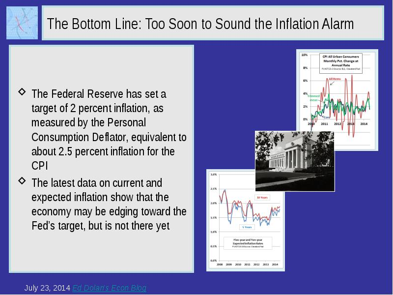 inflation target for the federal reserve essay Founding of the federal reserve system in 1913, and most of these have been codified only very  as either lowering or raising the 2 percent inflation target, whether to target the price level.