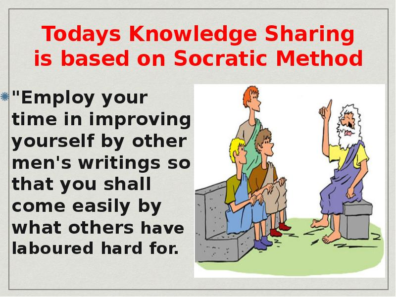 the questioning methods employed by socrates Socratic method (or method of elenchos or socratic debate) is a dialectic method of inquiry, largely applied to the examination of key moral concepts and first described by plato in the socratic dialogues.