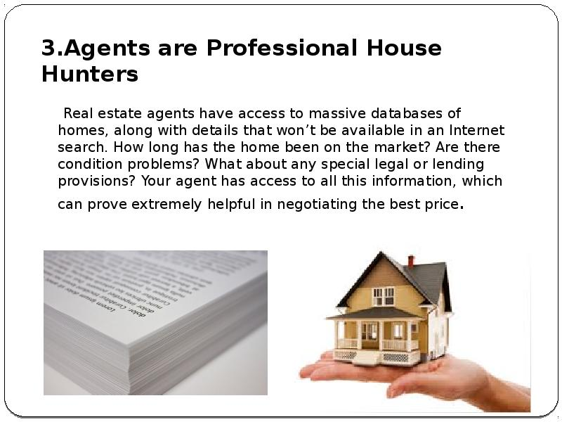 essays on real estate agents Real estate market essay listings help them to network with other real estate agents in the area to find a is it legal to buy custom essays.