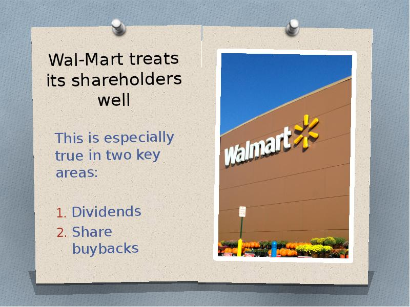 wal mart financial paper 2 walmart vs amazon amazon and walmart have become ubiquitous, household names in the us and for good reason: both of these companies have revolutionized the way in which we shop.