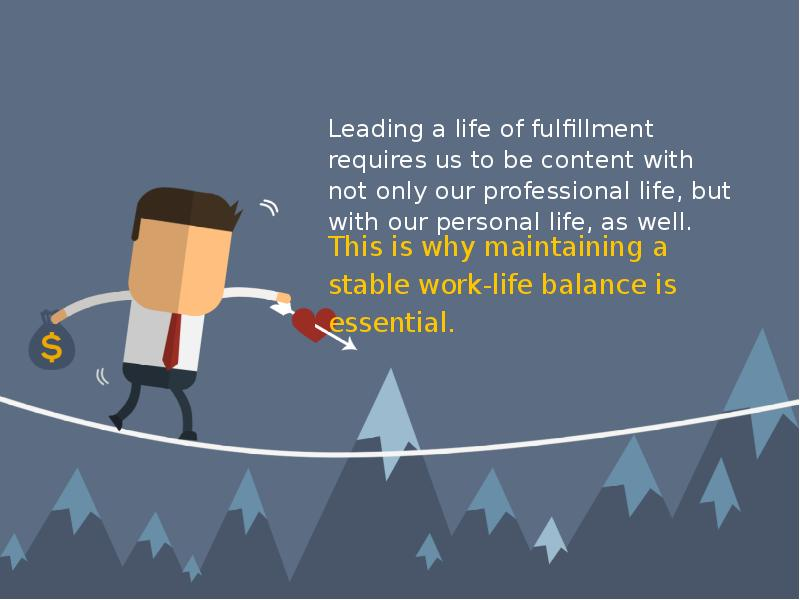 the effect of work policies on the employees work-life balance Work-life balance, and in particular flexible working practices and family-friendly policies, has been the subject of widespread public debate this has come about as a result of social and economic changes, such.